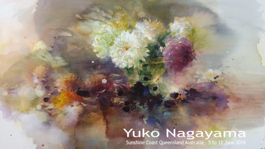 Our 1st Artist in Residence – 2016 – Introducing Yuko Nagayama – Japan