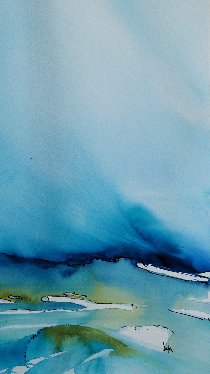 Capturing The Light – Saturday Watercolour Class – South Brisbane Qld