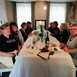 France 2019 – Gourmet Lunches and Amazing Fun Painting With You All