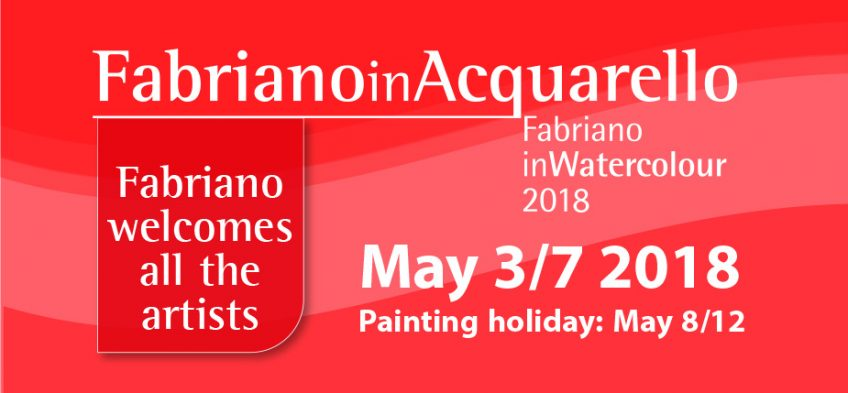 15 Australian Watercolour Artists to Exhibit in FabrianoInAcquarello – Italy 2018