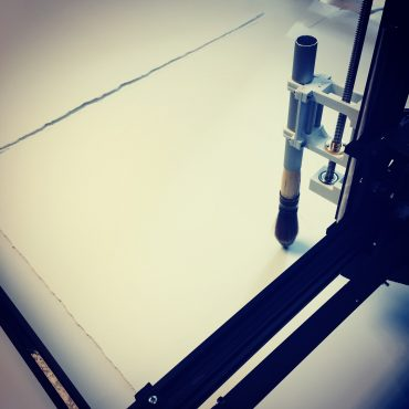 What has Cyanotype Printing, Watercolour Pipe Organs and Remote Talking Robotics got in common – Workshop II