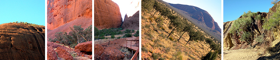 15 Lucky People  – Come and paint in the desert – Uluru and Kata Tjuta Australia
