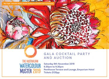 Gala Cocktail Party and Auction – 9th November '19