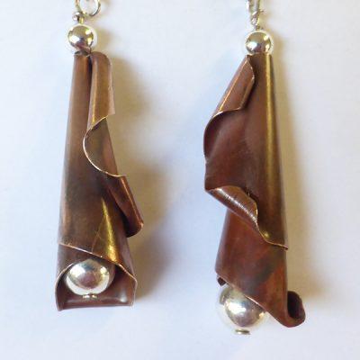 Earrings – No. E510 – SOLD
