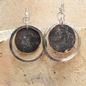 Earrings – No. E546 …..SOLD