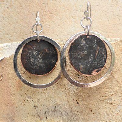 Earrings – No. E546 …..SOLD