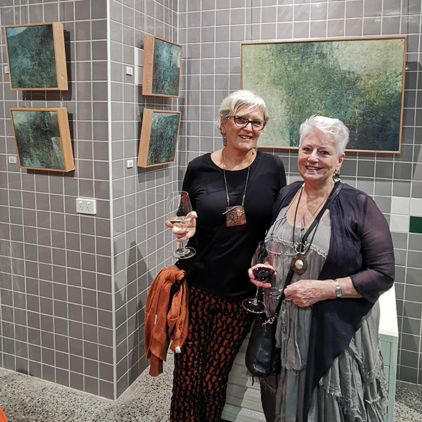 FISH LANE STUDIOS is alive and kicking – our RE-Opening Night was a buzz
