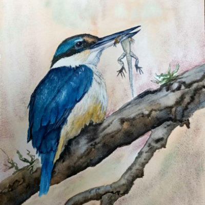 Catch of the Day – Artist Marion Hughes – Queensland
