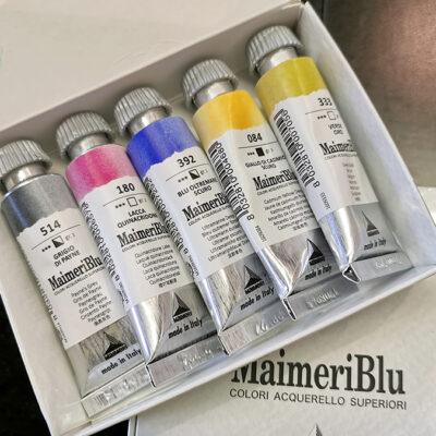 MaimeriBlu – Paint Pack Set – Ready For Workshops