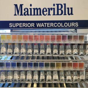 MaimeriBlu Watercolour Paints –  12ml Tubes