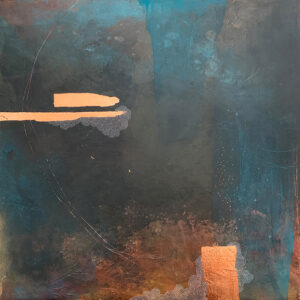 Wabi-Sabi II – Cold Wax and Oil Artist – Suzie Porter